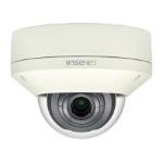 Hanwha XNV-L6080 security camera IP security camera Indoor & outdoor Dome 1920 x 1080 pixels Ceiling