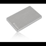 Verbatim Store 'n' Go ALU Slim Portable Hard Drive 2TB Silver