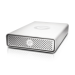 G-Technology G-DRIVE USB-C external hard drive 14000 GB Aluminum 0G10500-1