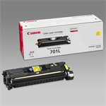 Canon 9288A003 (701 LY) Toner yellow, 2K pages @ 5% coverage