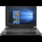 "HP Pavilion Gaming 15-ec1008na DDR4-SDRAM Notebook 39.6 cm (15.6"") 1920 x 1080 pixels AMD Ryzen 5 8 GB 256 GB SSD NVIDIA® GeForce® GTX 1650 Ti Wi-Fi 5 (802.11ac) Windows 10 Home Black"