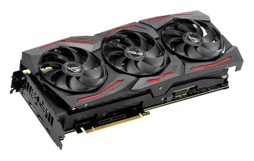 ASUS ROG -STRIX-RTX2070S-O8G-GAMING NVIDIA GeForce RTX 2070 SUPER 8 GB GDDR6