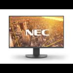 "NEC MultiSync EA242F 60.5 cm (23.8"") 1920 x 1080 pixels Full HD LED Black"