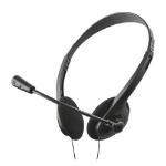 Jedel (JD-900MV) with Boom Microphone Noise Cancelling 2x 3.5mm Jack