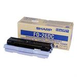 Sharp FO-26DC Toner black, 2.6K pages