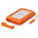 LaCie Rugged Thunderbolt USB-C disco duro externo 4000 GB Naranja
