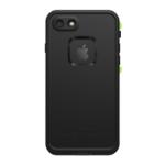 LifeProof FRĒ mobile phone case 11,9 cm (4.7 Zoll) Deckel Schwarz, Limette