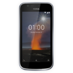 "Nokia 1 11.4 cm (4.5"") 1 GB 8 GB 4G Micro-USB Blue Android 8.1 2150 mAh"