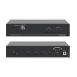 Kramer Electronics VM-4HC video line amplifier Black