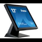 "iiyama ProLite T1731SAW-B5 touch screen monitor 43.2 cm (17"") 1280 x 1024 pixels Black"