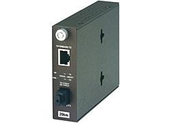 Trendnet TFC-110S20D3 network media converter 200 Mbit/s 1310 nm Single-mode Grey