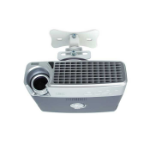 Atdec TH-WH-PJ-FM/TAA ceiling White projector ceiling & wall mount