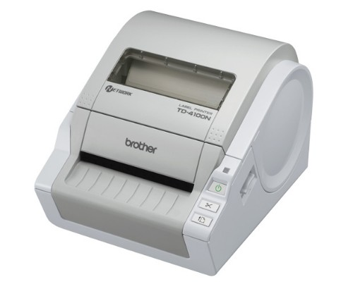 Brother TD-4100N label printer Direct thermal 300 x 300 DPI