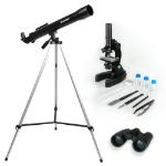 Celestron 22010-CGL telescope Refractor 900x Black