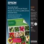 Epson Double-Sided Photo Quality Inkjet Tintendruckerpapier A4 (210x297 mm) Matt 50 Blätter