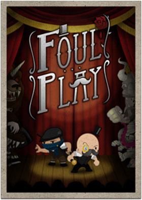 Nexway Foul Play vídeo juego PC/Mac/Linux Básico Español