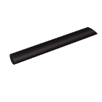 Fellowes 9480201 Silicone Black wrist rest
