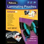 Fellowes 53962 laminator pouch 25 pc(s)