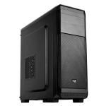 Aerocool Aero 300 Black Mid-Tower Case With No Side Window