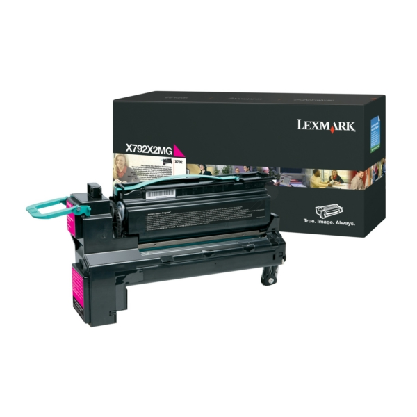 Lexmark E462U11E Toner black, 18K pages
