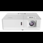 Optoma ZH506e videoproyector 5500 lúmenes ANSI DLP 1080p (1920x1080) 3D Proyector para escritorio Blanco