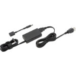 HP 45W Smart AC Adapter Indoor 45W Black power adapter/inverter