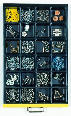 Bisley BY00619 desk drawer organizer