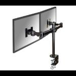 Newstar FPMA-D960D Flat panel Tischhalter 68,6 cm (27 Zoll) Clamp Schwarz