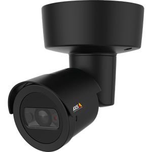 Axis M2025-LE IP security camera Outdoor Bullet Black