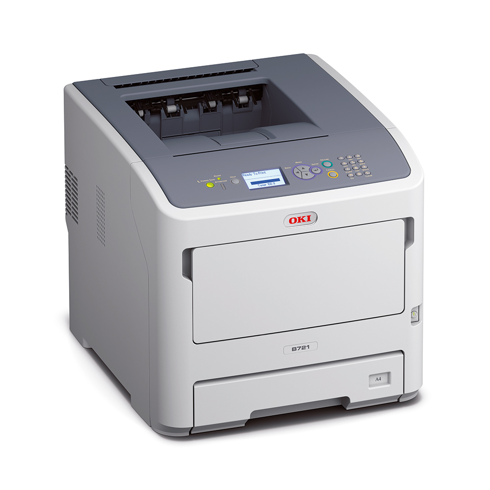 B721dn - Mono Printer - LED - A4 - USB / Ethernet