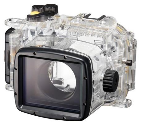 Canon WP-DC55 underwater camera housing