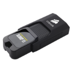 Corsair Voyager Slider X1 64GB USB flash drive USB Type-A 3.2 Gen 1 (3.1 Gen 1) Black