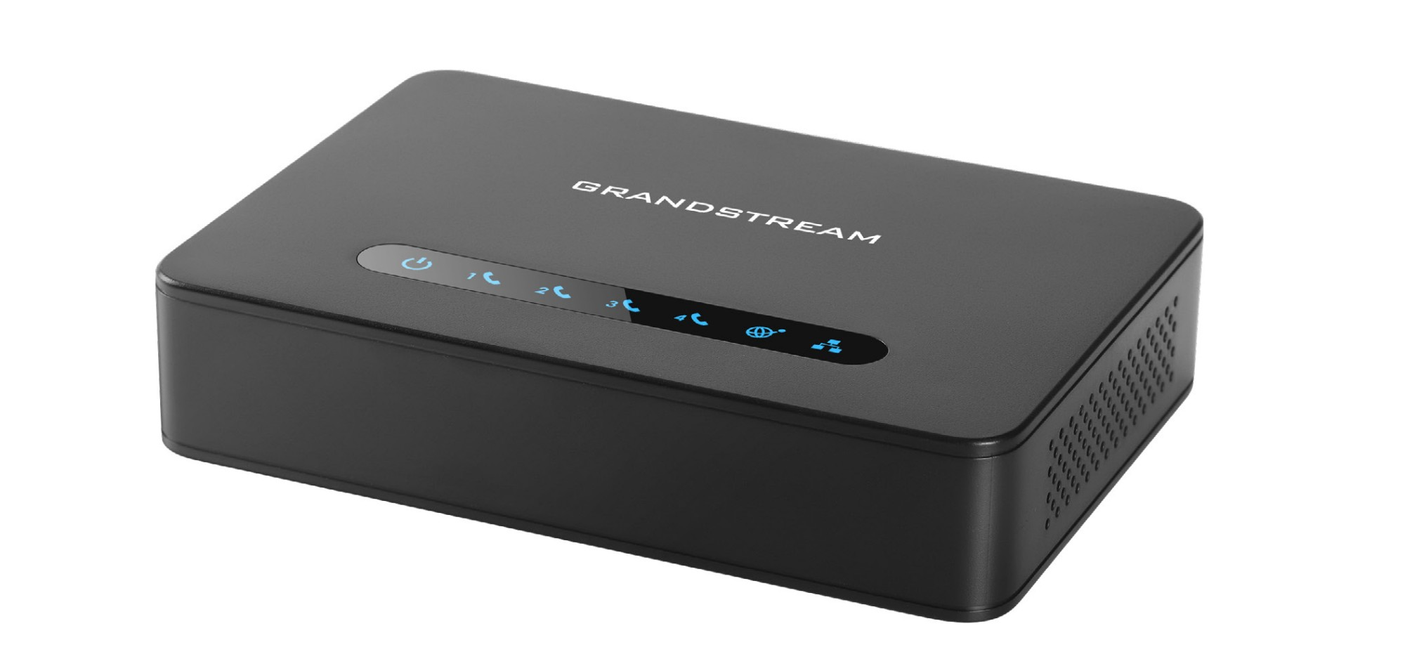 Grandstream Networks HT814 VoIP telephone adapter