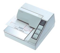Epson TM-U295 (272): Serial, w/o PS, ECW