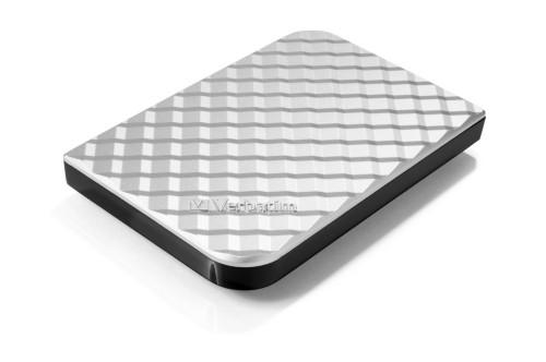 Verbatim Store 'n' Go USB 3.0 Hard Drive 1TB Silver