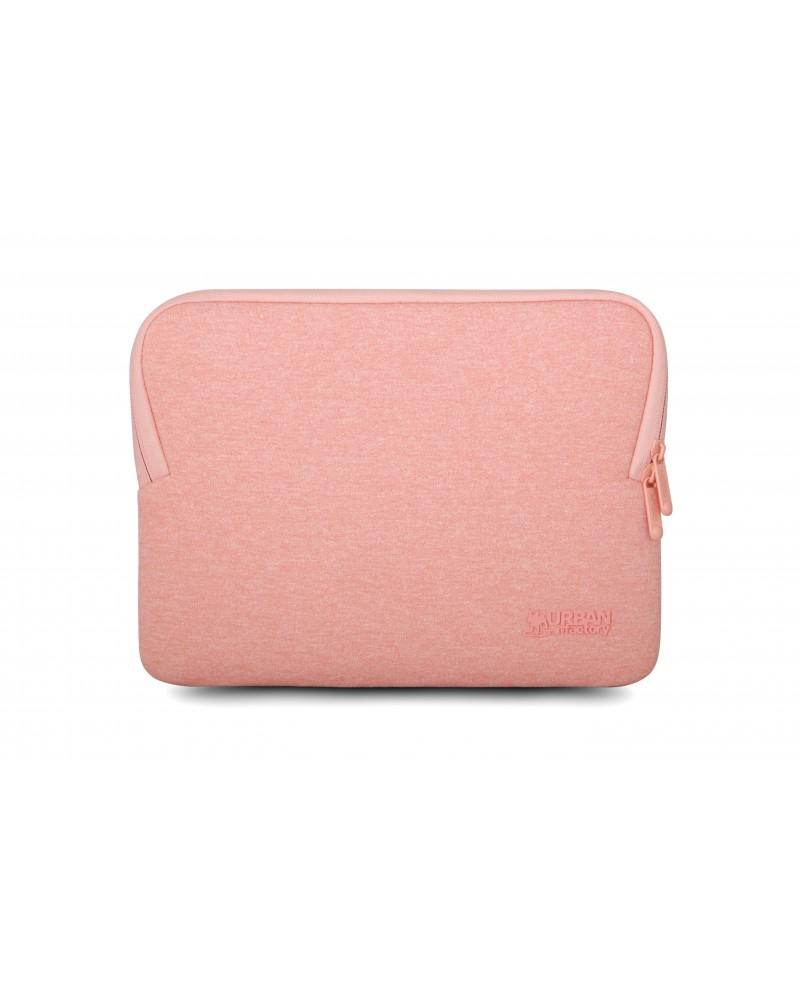 "Urban Factory MSM23UF maletines para portátil 33 cm (13"") Funda Rosa"