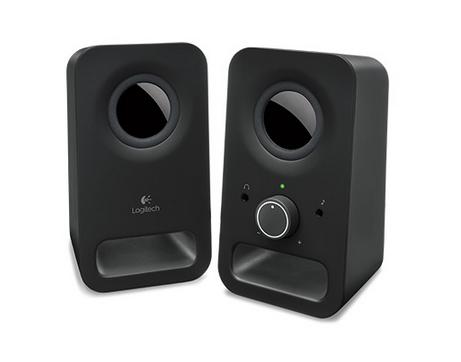 Logitech Z150 Black loudspeaker