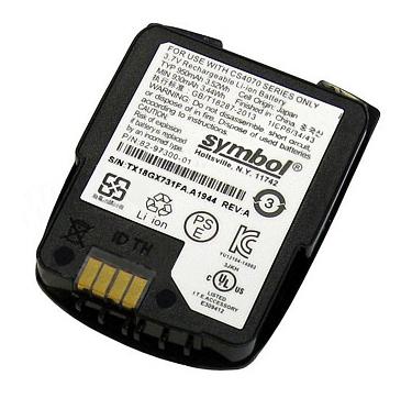 Zebra BTRY-CS40EAB00-04 printer/scanner spare part Battery