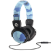 Moki Camo Headset Head-band Blue