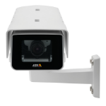 Axis P1365-E Mk II IP security camera Outdoor Box White 1920 x 1080 pixels