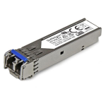 StarTech.com MSA Uncoded SFP Module - 1000BASE-LX - 1GbE Single Mode Fiber (SMF) Optic Transceiver - 1GE Gigabit Ethernet SFP - LC 10km - 1310nm - DDM