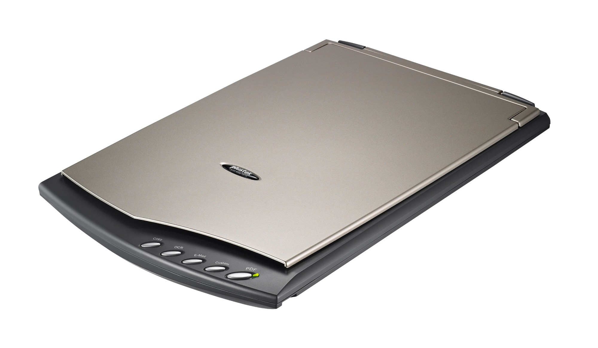 Plustek OpticSlim 2610 Flatbed scanner 1200 x 1200DPI A4 Grey