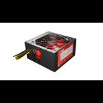 Mars Gaming MPII750 unidad de fuente de alimentación 750 W ATX Negro, Rojo