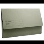 Guildhall GDW1-GRN folder 355 x 225 Green
