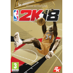 2K NBA 2K18 Legend Edition Gold PC Gold PC Videospiel