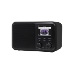 Denver Electronics IR-130 Internet Digital Black radio