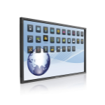 Philips Signage Solutions Multi-Touch Display BDL4256ET/00
