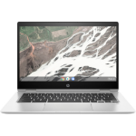 "HP Chromebook x360 14 G1 Zilver 35,6 cm (14"") 1920 x 1080 Pixels Touchscreen 2,2 GHz Intel® 8ste generatie Core™ i3 i3-8130U"