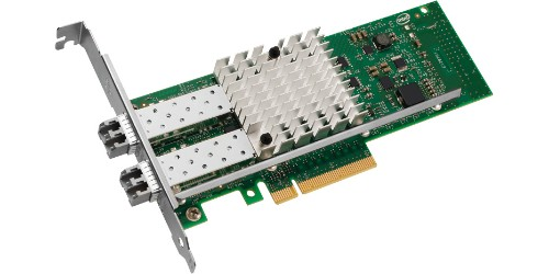 Intel X520-SR2 Fiber 10000 Mbit/s Internal