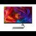 "Lenovo Q27q-10 68,6 cm (27"") 2560 x 1440 Pixeles Wide Quad HD LCD Gris, Plata"